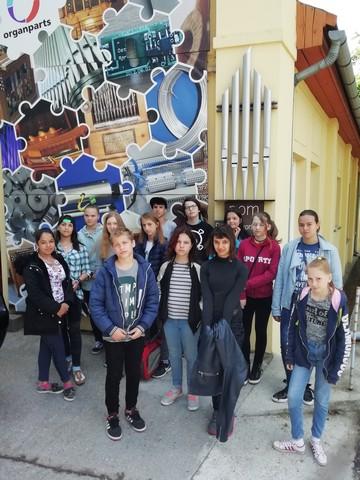 Céglátogatás a Pécsi Orgonaépítő Manufaktúra Kft-nél